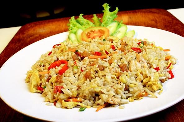 resep nasi goreng, resep nasi goreng ikan tongkol, resep makanan, resep masakan nasi