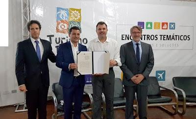 APRECESP e Estado celebram acordo  de fomento ao turismo sustentável