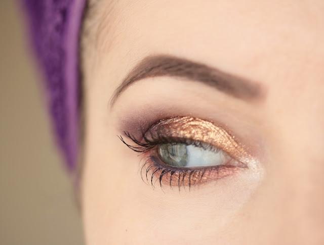 Złotko z Inglota - Beauty Makeup
