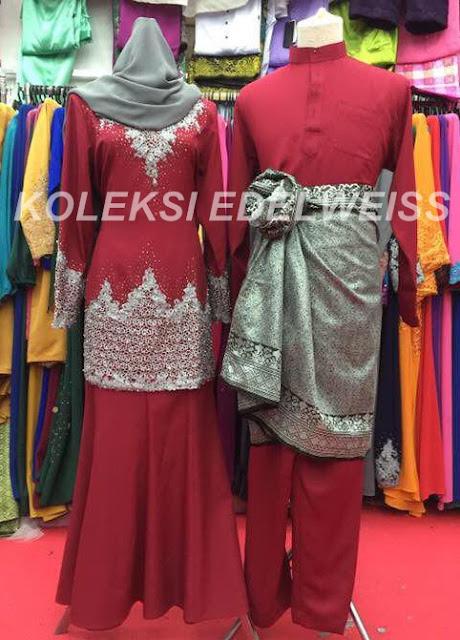 Baju Kurung Moden Sedondon Baju Melayu 2017