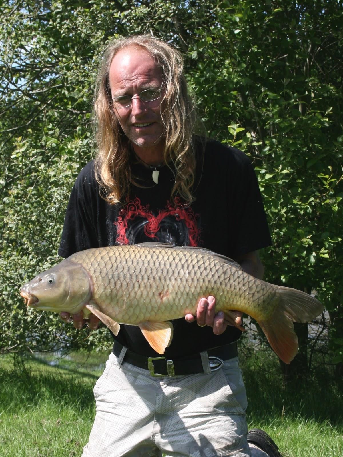 Common Carp Keyring Anglers Keyring,Gift For Any Angler. Silver Carp Fishing