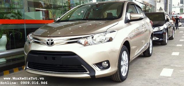 toyota vios 2016 - So sánh Chevrolet Aveo và Toyota Vios tại Việt Nam - Muaxegiatot.vn