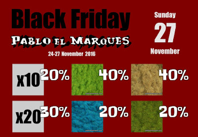 Black Friday: Domingo 27
