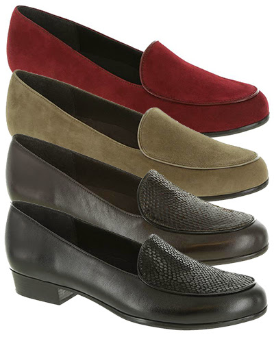 The ShoesRx Scoop: Munro Mallory in 4 colors including Cranberry