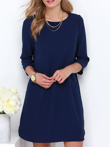 http://www.shein.com/Navy-Half-Sleeve-Pockets-Dress-p-226392-cat-1727.html?aff_id=3465
