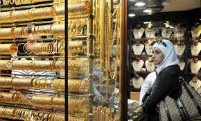 ارتفاع سعر الذهب فى سوريا اليوم الجمعة 6-5-2016 نحو ألف ليرة .. اسعار الذهب في سوريا في السوق السوداء