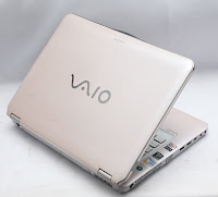 Sony Vaio VGN CS36GJ - Gaming Laptop 2nd
