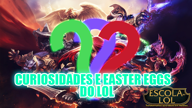 Curiosidades de League of Legends