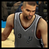 NBA 2K13 Unlock Jerseys Spurs ALternate Jersey Grey