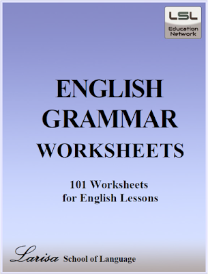 English Grammer worksheets