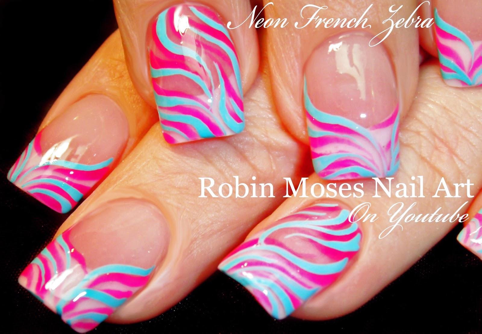 Nail Art By Robin Moses Spring