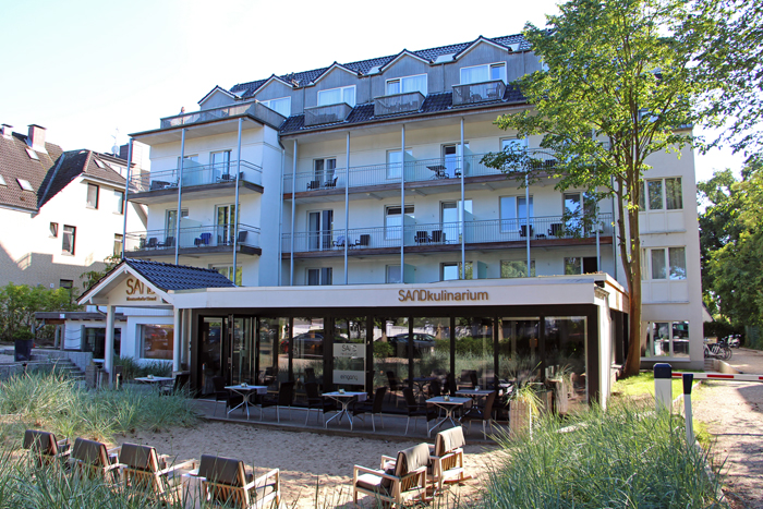 Hotel SAND am Timmendorfer Strand