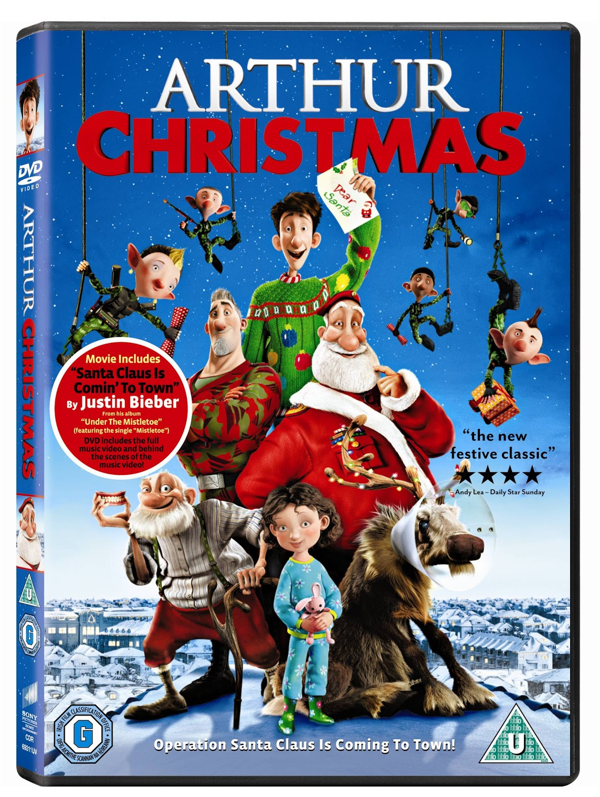 Madhouse Family Reviews Festive Family Viewing