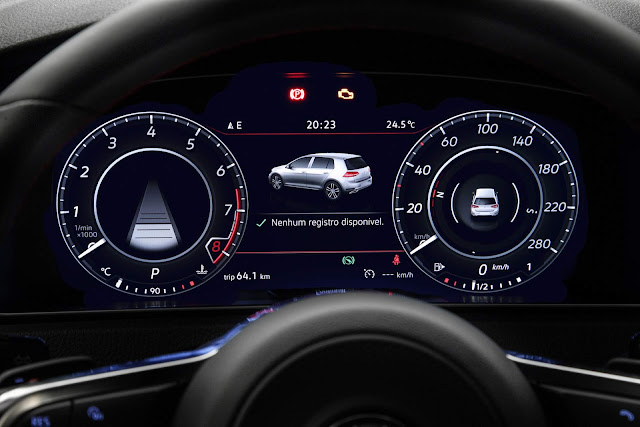 VW tira Golf GTI de linha na Europa; teste de emissões