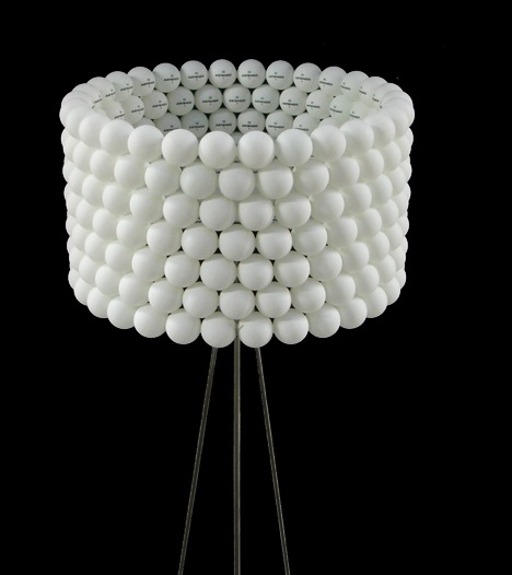 How To Recycle Recycled Crafts From Ping Pong Balls