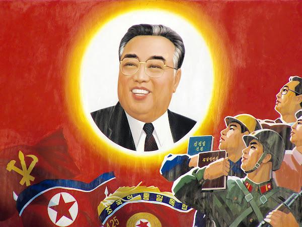 網軍的結構已經融入金氏於朝鮮的先軍政治, yeowatzup 以其照片進行改做分享於維基共享資源,CC by 2.0