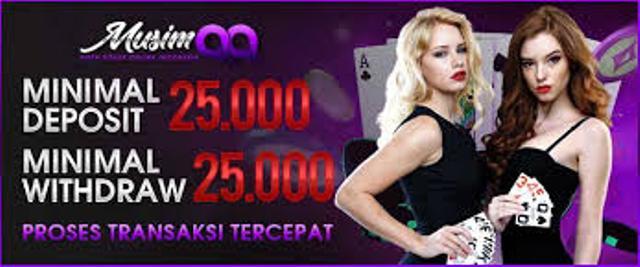 Agen Poker Paling Populer 2018 di Indonesia, QQMusim.com