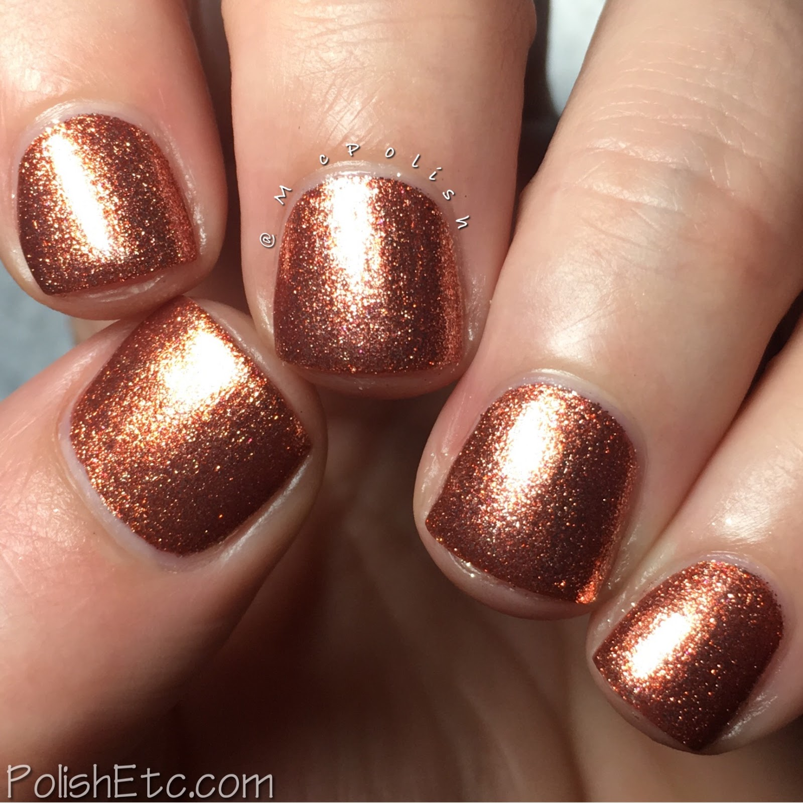 Pahlish - Life Aquatic Collection - McPolish - Life on Mars