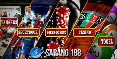 Sarang188 Agen Judi Casino Online Indonesia