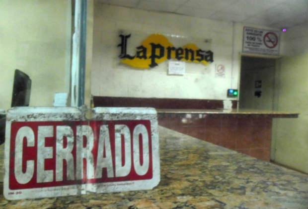 Diario La Prensa de Barinas dejará de circular el próximo sábado 19 de mayo por los elevados costos de la materia prima.