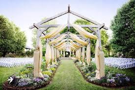 Wedding Garden Venues