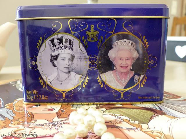 Thé tea time Damman Frères Kusmi Tea Lifestyle Reine Queen Elizabeth II