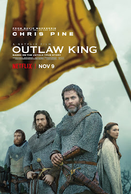 Outlaw King 2018 Eng HDRip 480p 350Mb ESub x264