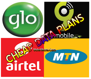 Cheapest Unlimited Data Plan on MTN, Airtel, Glo and 9Mobile 2018