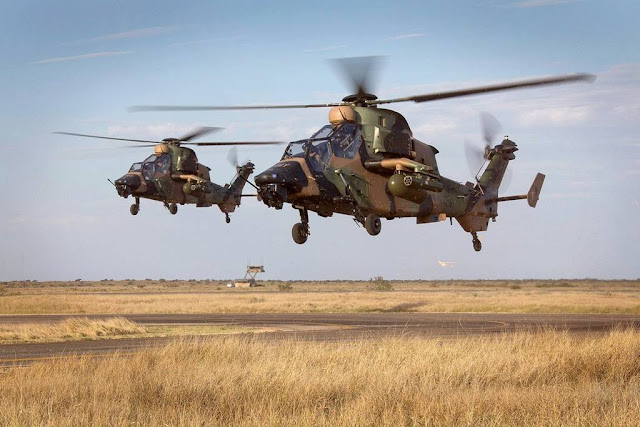 Airbus Helicopters awarded Australia's ARH Tiger support contract extension