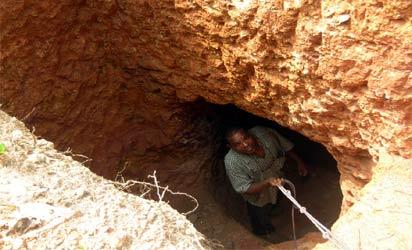ritualists underground den ogun state