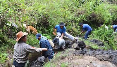 Limpia de acequias Sequia Pitsé, Patrimonio Cultural de la Nación