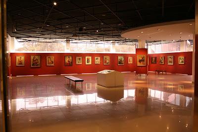 National Art Gallery in kuala Lumpur