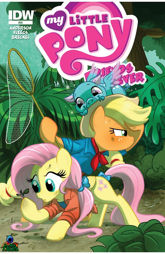 sonic tales my little pony friends forever 23