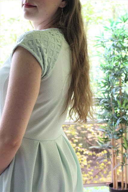 robe couleur mint mariage