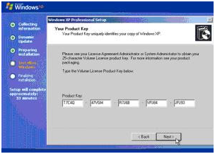 serial number windows xp professional 32 bit