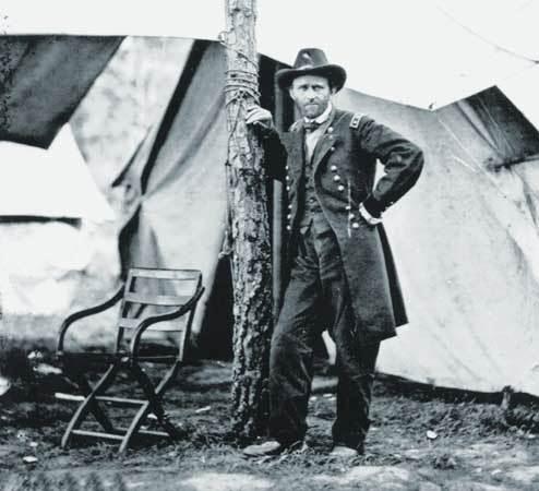 Gen. Ulysses S. Grant, Puerto Frío, Virginia