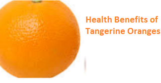 Health Benefits of Tangerine Oranges