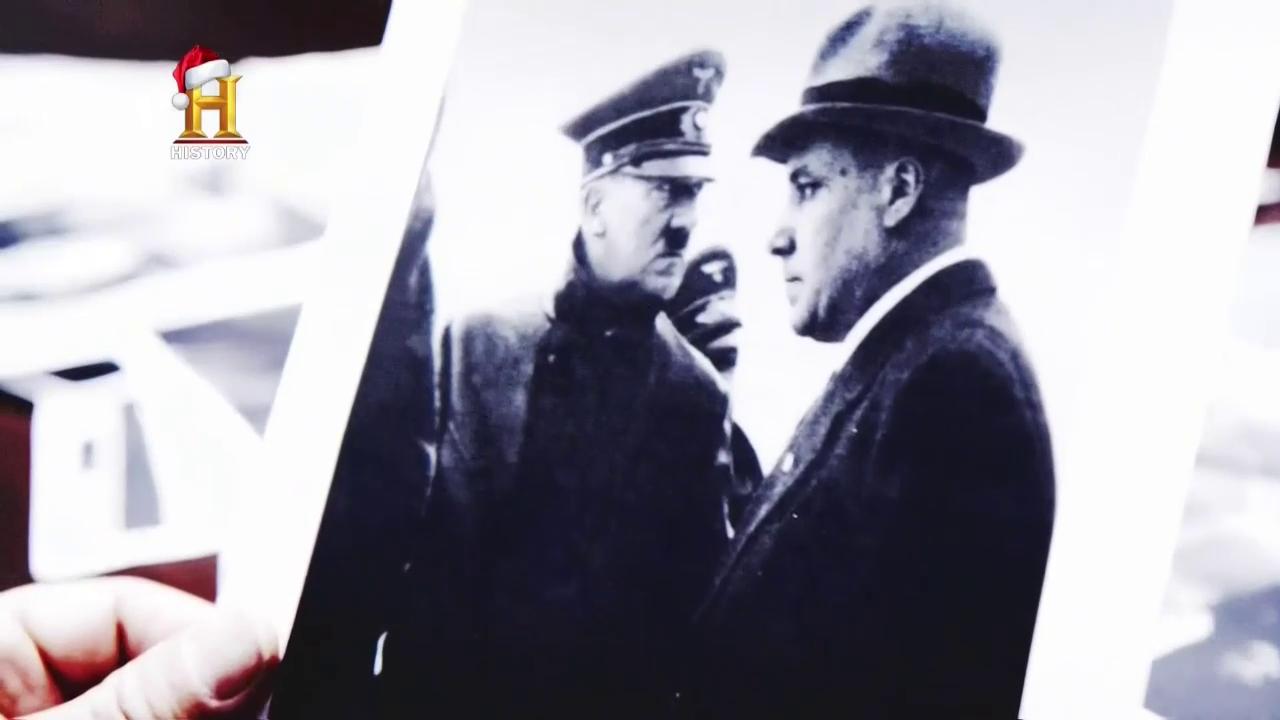 Persiguiendo a Hitler: 2- La guarida secreta nazi en ...