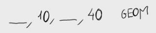 6. Términos de una progresión geométrica 3