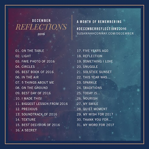 December Reflections - A Month Of Remembering