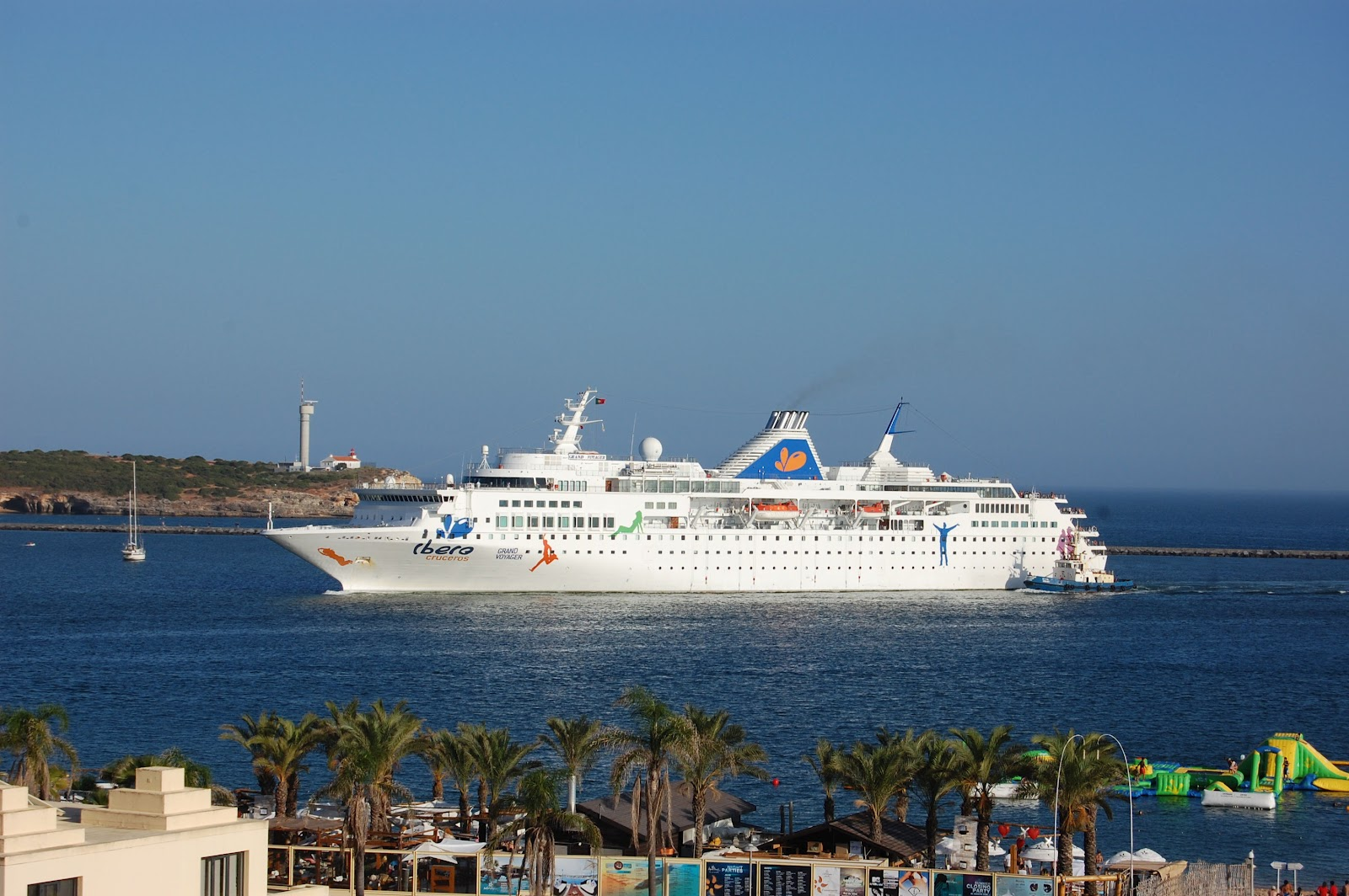 NAVIGATIONCruising And Maritime Themes COSTA VOYAGER Now - Grand voyager cruise ship