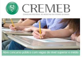 Apostila CREMEB 2017 Auxiliar de Apoio Administrativo