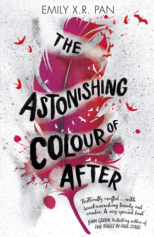 The Astonishing Colour of After bty Emily X. R. Pan