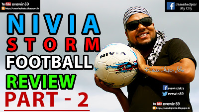NIVIA - STORM - FOOTBALL - Review - Part - 2