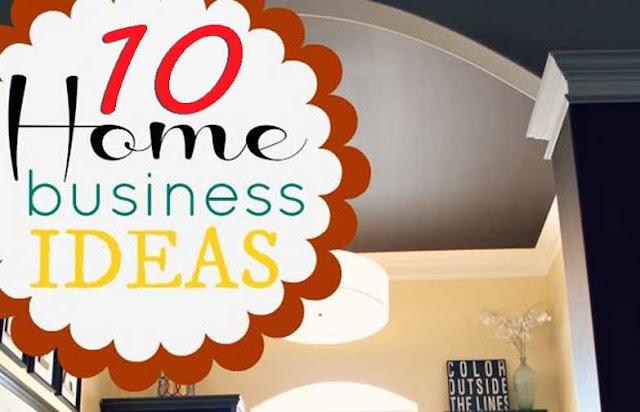 10 Profitable Home-Based Business Ideas for Entrepreneurs