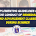 Conduct of Remedial and Summer Classes
