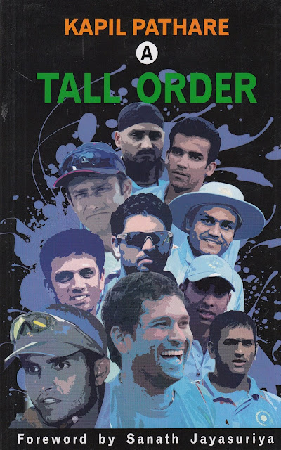 Book Review : A Tall Order - Kapil Pathare