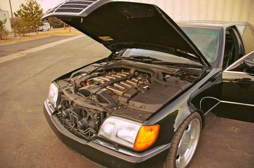 Mercedes-Benz W140 S74 by RENNtech | BENZTUNING