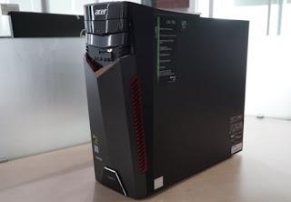 Acer Aspire GX-785, PC Gaming Low Profile Design