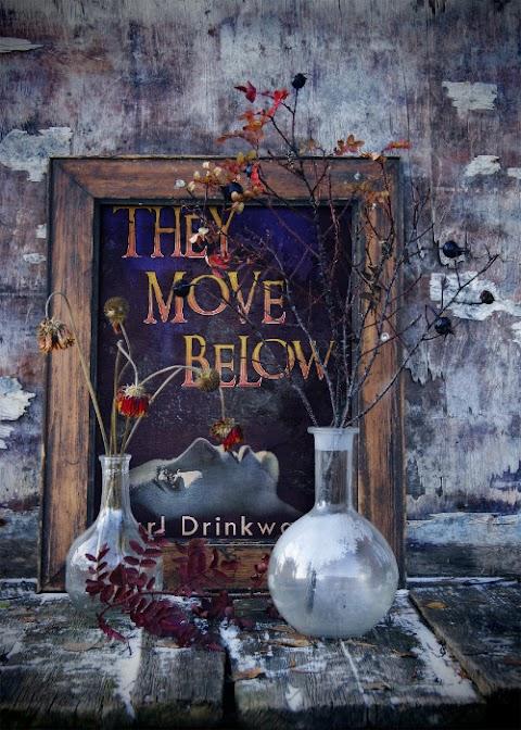 Halloween freebie - Web, from They Move Below